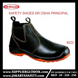 DR OSHA SAFETY SHOES TIPE Principal Ankle Boot 9222
