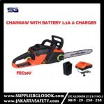 FEC58V Complete with Battery 2.5A and Charger
