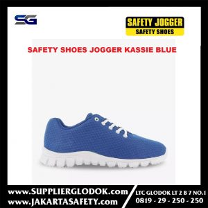 SAFETY JOGGER KASSIE BLUE