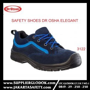 Sepatu safety shoes DR. OSHA 3122 ELEGANT SPORTY – 2