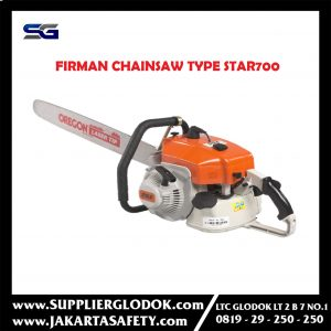 FIRMAN CHAINSAW TYPE STAR700
