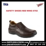 sepatu safety red wing 6702