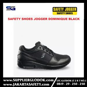 SAFETY JOGGER DOMINIQUE BLACK