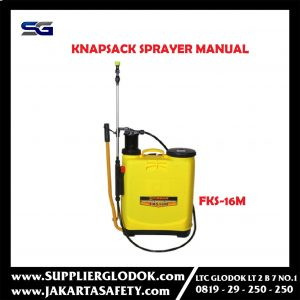 FKS16M FIRMAN Knapsack Sprayer Manual