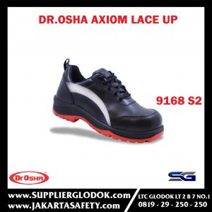 Axiom Lace Up 9168 S2 Waterproof Composite Toe Cap – Dr.OSHA Safety Shoes