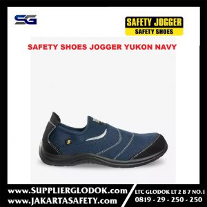 SAFETY JOGGER YUKON NAVY
