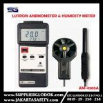 Lutron AM-4205A Anemometer & Humidity Meter