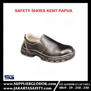 Sepatu Safety / Safety Shoes KENT PAPUA