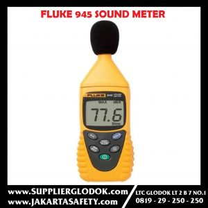 Fluke 945 digital sound level DB meter alat ukur kekerasan suara Asli