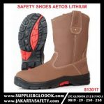 SAFETY SHOES AETOS LITHIUM 813017