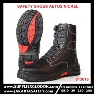 Safety Shoes AETOS NICKEL