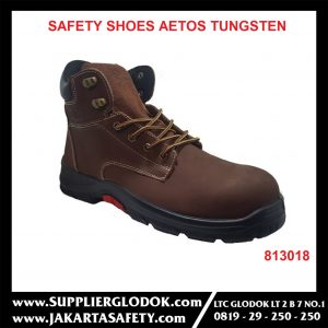 Safety Shoes AETOS TUNGSTEN
