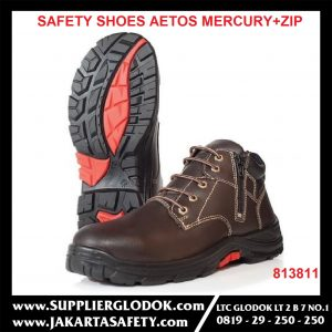 Safety Shoes AETOS MERCURY + ZIP
