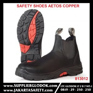 Safety Shoes AETOS COPPER