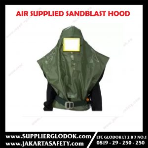 AIR SUPPLIED SANDBLAST HOOD NP503