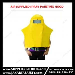 AIR SUPPLIED SPRAY PAINTING HOOD NP505