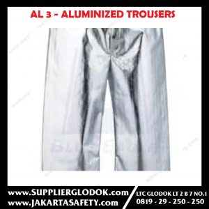 ALUMINIZED THOUSERS – AL 3