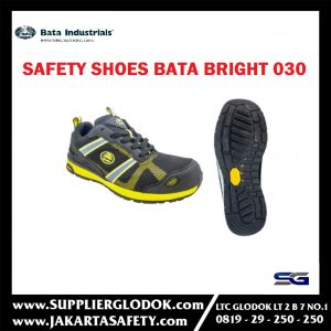 BATA INDUSTRIALS Safety Shoes Bright 030 Yellow (821-6713)