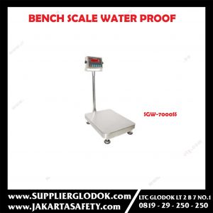 BENCH SCALE WATER PROOF SGW-7000SS