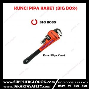 KUNCI PIPA KARET (BIG BOSS)