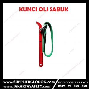 Kunci Oli Filter Sabuk / Oil Filter Wrench With Belt BIG BOSS