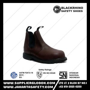 Black Rhino Safety Shoes Exclusive BRE 0601