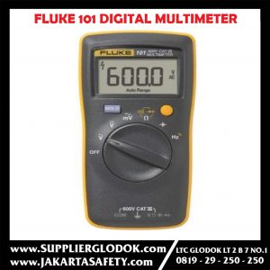 Multitester Multimeter Fluke 101 + Capasitor Original