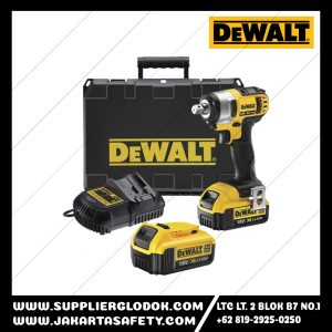 Dewalt Mesin Cordless Impact Wrench 18V Sock 1/2 Inch DCF880