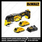 Dewalt Mesin Cordless Oscillating Multi Tools DCS355D2