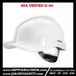 HELM SAFETY NSA VENTED D811 INER BIASA