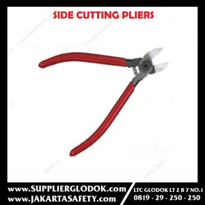 LIPPRO SIDE CUTTING PLIERS/TANG PEMOTONG