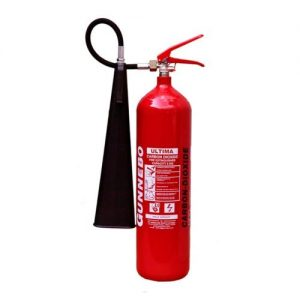 Gunnebo Fire Extinguisher CO2 5 Kg