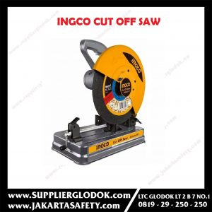 INGCO Cut Off Saw (14″) – Mesin Cutting Wheel Listrik 14 Inch