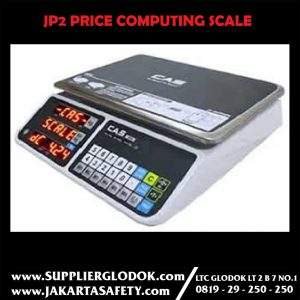 PRICE COMPUTING SCALE CAS JP2 30KG
