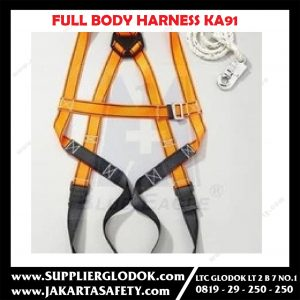 FULL BODY HARNESS KA91 BELT 45MM