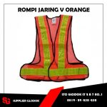 ROMPI JARING V LIGHT ORANGE NANKAI
