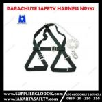 Blue Eagle Parachute Type Safety Harness NP787