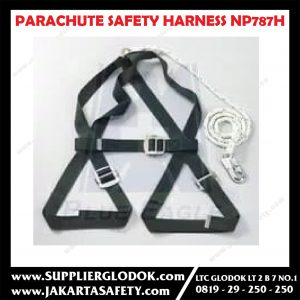 Blue Eagle NP787H PARACHUTE TYPE SAFETY HARNESS