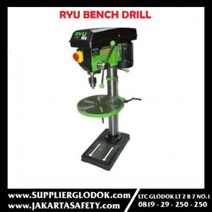 RYU TEKIRO Bench Drill Press 16mm – RBD 16 – mesin Bor Duduk besar