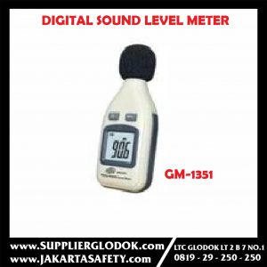 SANFIX DIGITAL SOUND LEVEL METER/GM-1351