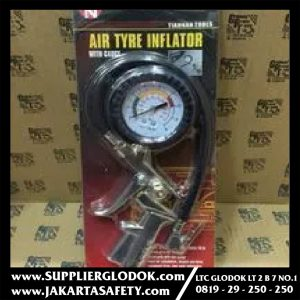 Tire Inflator Air Pressure Gun Ukuran Angin