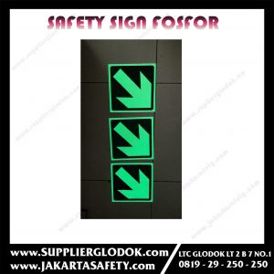 Safety Sign Fosfor