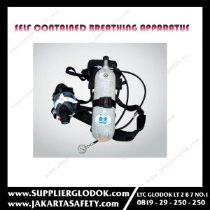 SOS Self Contained Breathing Apparatus RHZK 6.8/30