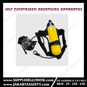 SOS Self Contained Breathing Apparatus RHZK 6/30