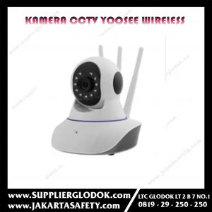 IP Kamera CCTV Yoosee Wireless IP Camera HD 1080P 3 Antena