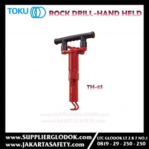 Rock Drill – Hand Held TH-5S