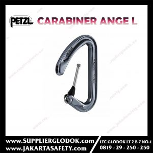 PETZL Carabiner ANGE L – Climbing Safety