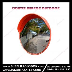 Convex Mirror Outdoor 80cm