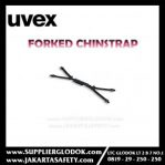 Forked Chinstrap for uvex pheos