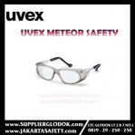 UVEX Meteor Safety Spectacle Scratach and Chemical Resistant